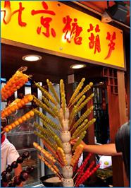 中国美食成老外最爱 外宾追捧中国特色