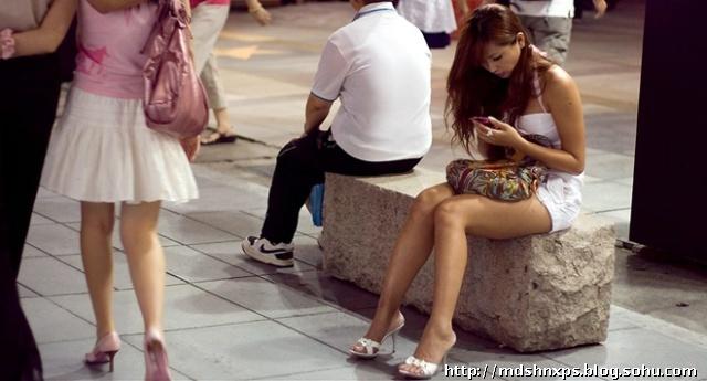 尤美 街头抓拍时尚美女的乐趣与技巧 梦多摄棚