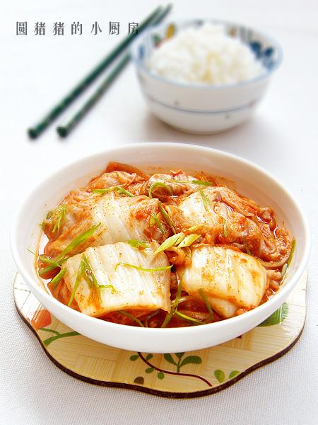 韩国泡菜的制作方法(图解)