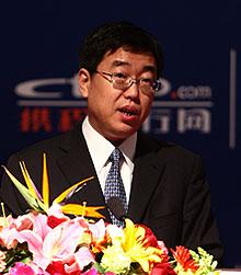 国家旅游局副局长、中国旅游研究院院长杜江