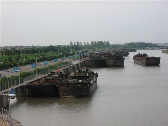 泰州高港引江河风景区