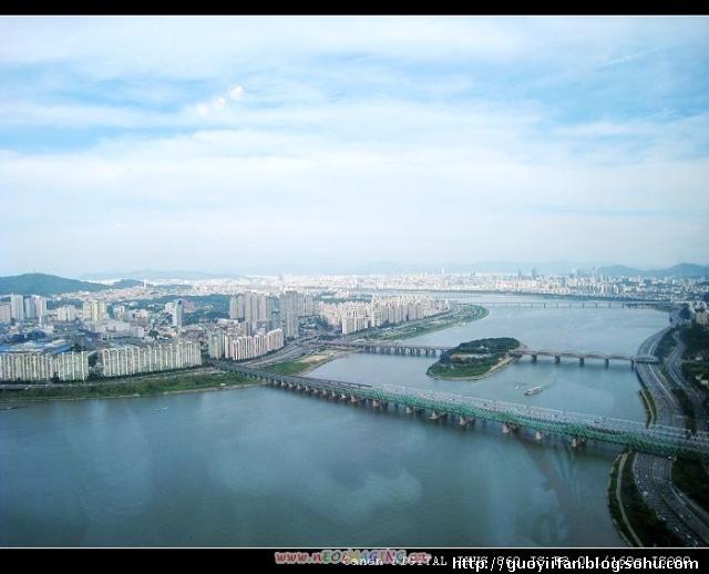 韩国63大厦 之 风景