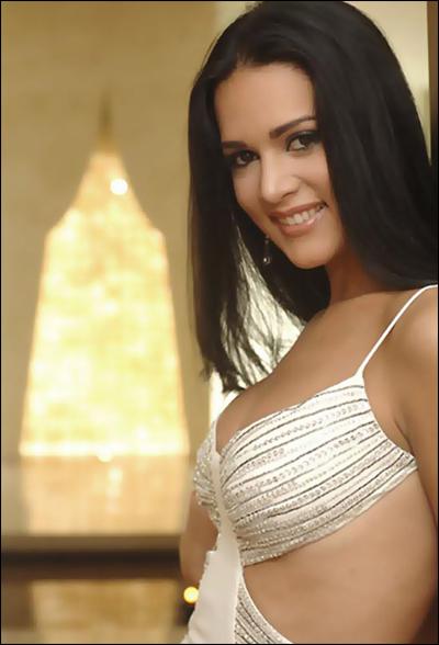 拉丁美洲是美女的盛产地