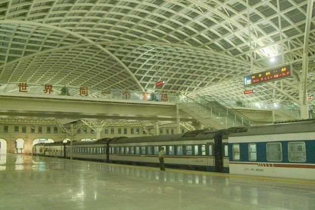 青岛火车站 - 爱雁阁的博客