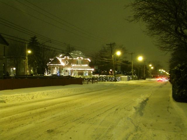 晚上去耍衅_上来挑个衅:北京人,告诉你们什么叫下雪