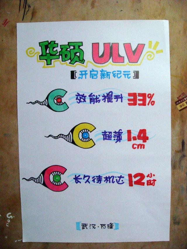 pop局部            手绘pop海报----武汉和雍浩宇公司