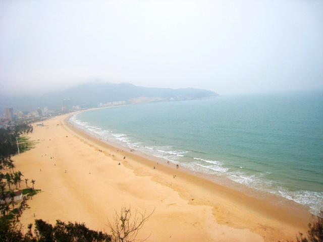 4月12日穿越中国最美的十大海岛之一广东阳江海陵岛