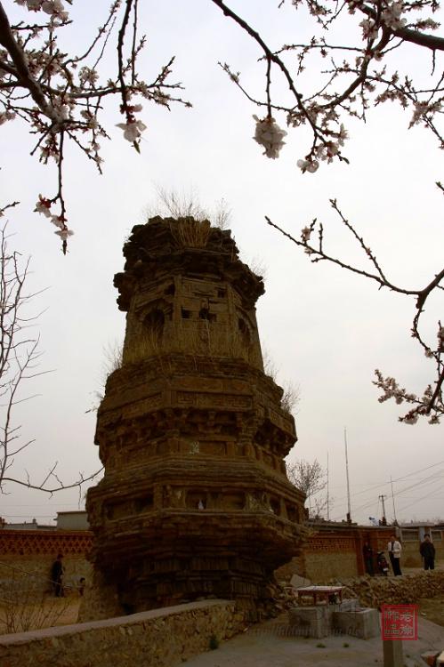 它曾被列入中国四大斜塔之一