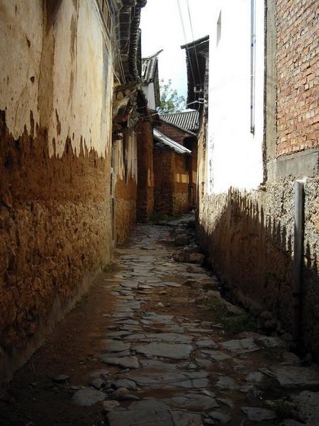 梦中的青石巷