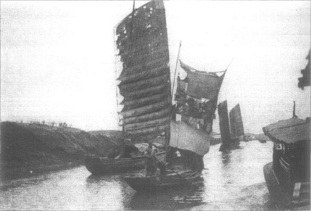 100 江南运河 隋时开凿,昔称漕运河,以运送漕粮.