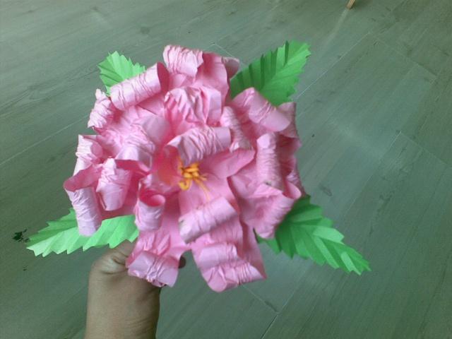 立体花朵步骤图解