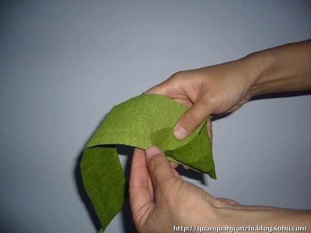 皱纹纸手工制作海底动物