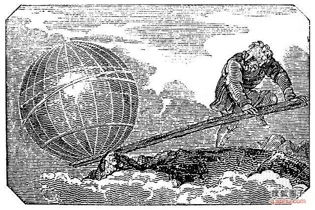 可怜的阿基米德还在撬地球呢hh
