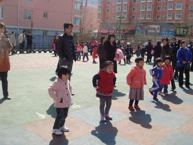 秦皇岛开发区幼儿园小四班