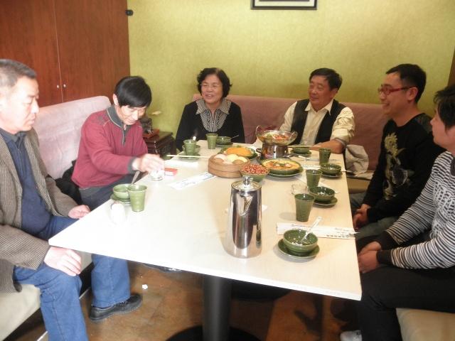 天津满族文化俱乐部赴葫芦岛兴城访问