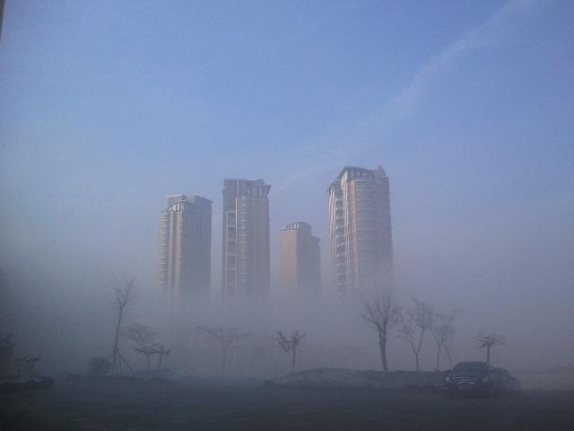 大雾封海:2011.04