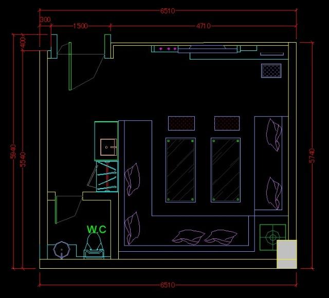 常熟新半岛国际俱乐部工程图